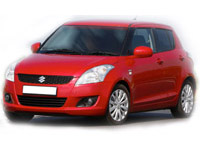SUZUKI SWIFT dal 09/2010 al 09/2013
